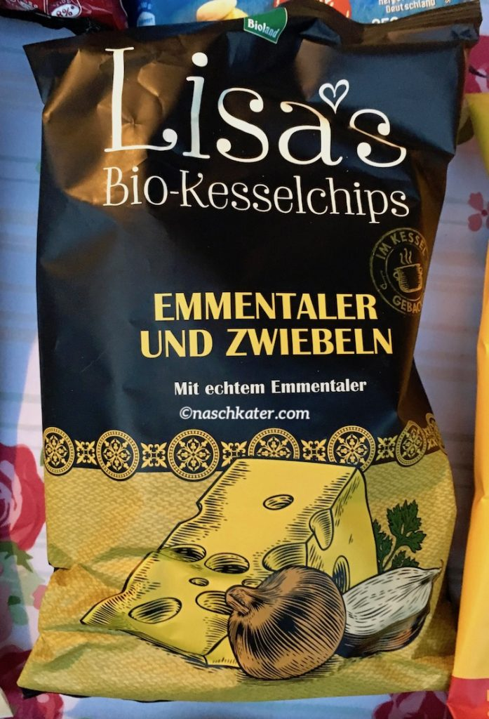 Lisas Bio Kesselchips